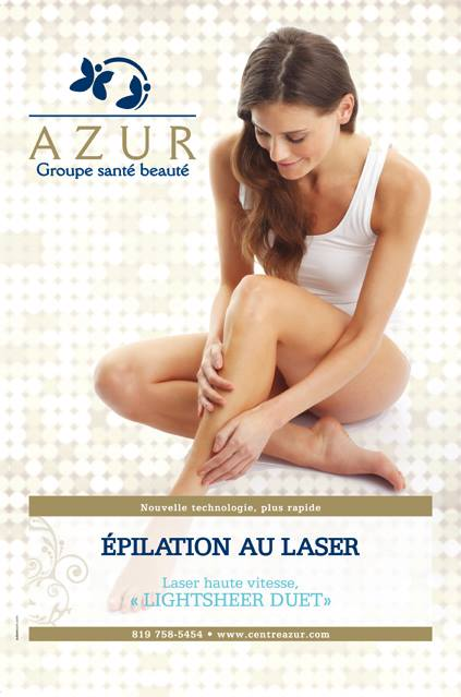 Épilation laser Light Sheer Duet