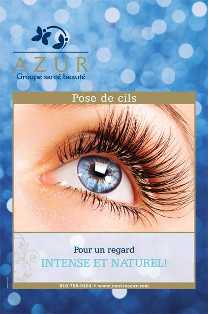 Extension de cils